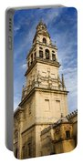 Mezquita Bell Tower Portable Battery Charger