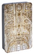 Mezquita Cathedral Ceiling Portable Battery Charger