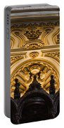 Mezquita Cathedral Choir Stalls Details Portable Battery Charger