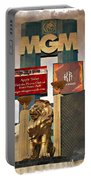 Mgm Marquee - Impressions Portable Battery Charger