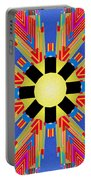 Miami Sunshine Portable Battery Charger