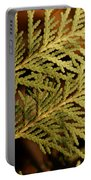 Michigan Cedar Branch Portable Battery Charger