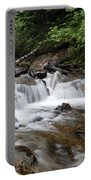 Michigan Waterfall Portable Battery Charger