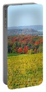 Michigan Winery Views Portable Battery Charger