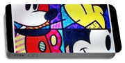 Mickey Colors Portable Battery Charger