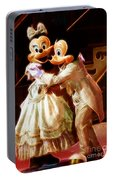 Micky And Minnie Mouse Skate Portable Battery Charger