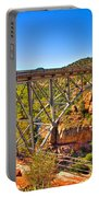 Midgley Bridge Sedona Arizona Portable Battery Charger