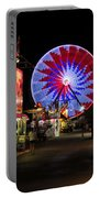 Midnight At The Fair Portable Battery Charger