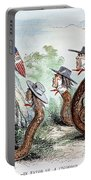 Midwest Copperheads, 1863 Portable Battery Charger
