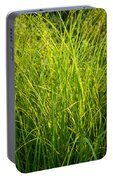Midwest Prairie Grasses Portable Battery Charger