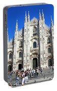 Milan Duomo Cathedral Portable Battery Charger