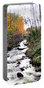 Mile Long Rapids Portable Battery Charger