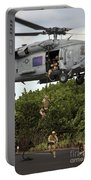 Military Reserve Navy Seals Demonstrate Portable Battery Charger by Michael Wood