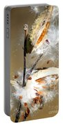 Milkweed  Explosion Portable Battery Charger