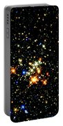 Milky Way Star Cluster Portable Battery Charger