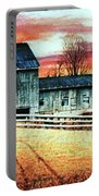 Mill Creek Farm Portable Battery Charger