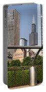 Millenium Park - 1 Portable Battery Charger