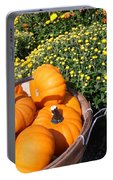 Mini Pumpkins Portable Battery Charger