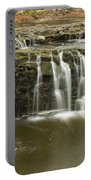 Minneopa Upper Falls 18 Portable Battery Charger
