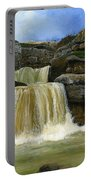 Mirusha Falls In Kosovo Portable Battery Charger