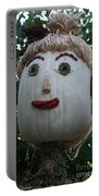 Miss Julia Scarecrow Portable Battery Charger