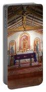 Mission San Antonio De Padua 3 Portable Battery Charger