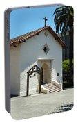 Mission San Rafael Arcangel Chapel Portable Battery Charger
