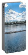 Mississippi River Panorama Portable Battery Charger