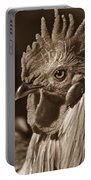 Mister Rooster From The Barnyard Portable Battery Charger