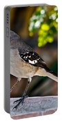 Mocking Bird Portable Battery Charger by Robert Bales