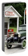 Model A Ford Portable Battery Charger