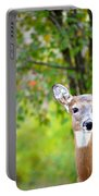 Mom And Baby Deer Portable Battery Charger