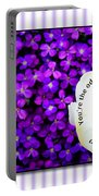 Moms Day Humor Card Portable Battery Charger