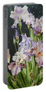 Mom's Night Iris Portable Battery Charger