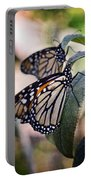 Monarch Butterflies  Portable Battery Charger