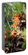 Monarch Butterfly Gathering Portable Battery Charger