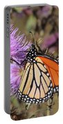 Monarch On Thistle II Portable Battery Charger