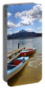 Mondsee Lake Boats Portable Battery Charger