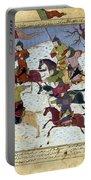 Mongol Battle, C1400 Portable Battery Charger