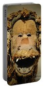 Monkey Of The Tribe Portable Battery Charger