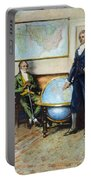Monroe Doctrine, 1823 Portable Battery Charger