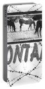 Montana Horse Design Portable Battery Charger