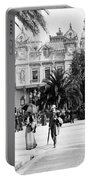 Monte Carlo - Casino - C 1898 Portable Battery Charger