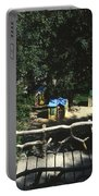 Monte Carlo Playground Portable Battery Charger