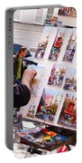 Montmartre Street Artists Portable Battery Charger