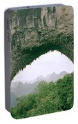 Moon Hill In Guangxi In China Portable Battery Charger