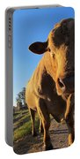 Mooo-ve Over Portable Battery Charger
