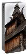 Moorhead Stave Church 11 Portable Battery Charger