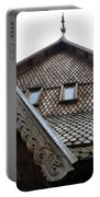 Moorhead Stave Church 13 Portable Battery Charger