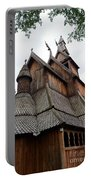 Moorhead Stave Church 8 Portable Battery Charger